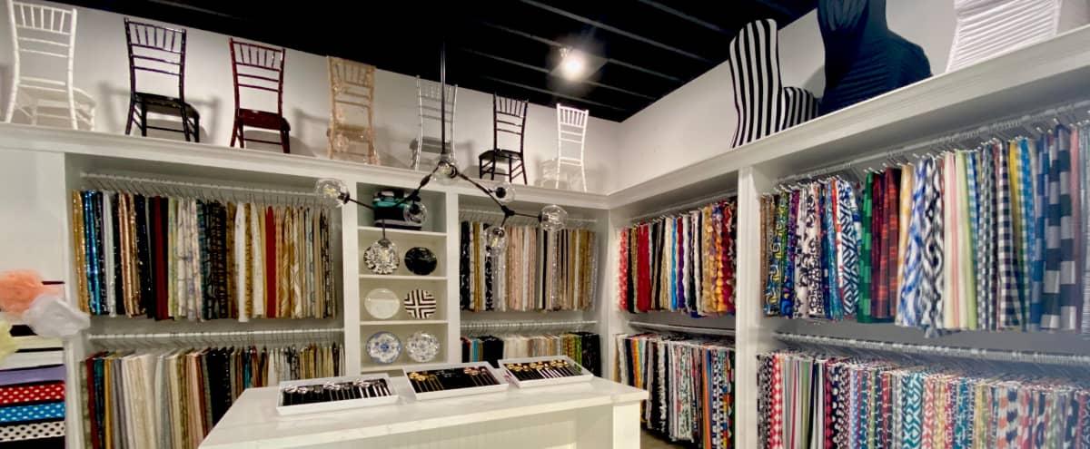 Fashion Textile Designer Showroom in Los Angeles Hero Image in South Los Angeles, Los Angeles, CA