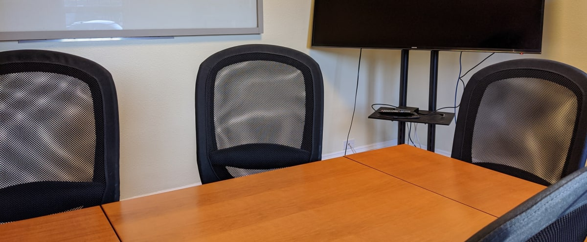 Bright, Equipped Meeting Room in Renovated Farmhouse in Downtown Hillsboro in Hillsboro Hero Image in undefined, Hillsboro, OR