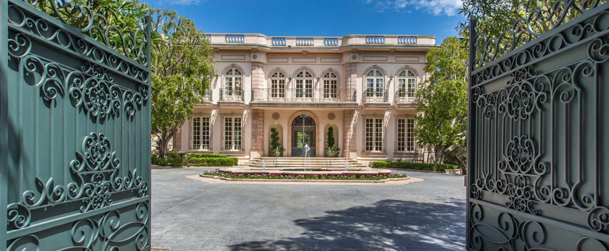 Le Chateau Rose -Versailles Summer Palace in Los Angeles Hero Image in Holmby Hills, Los Angeles, CA