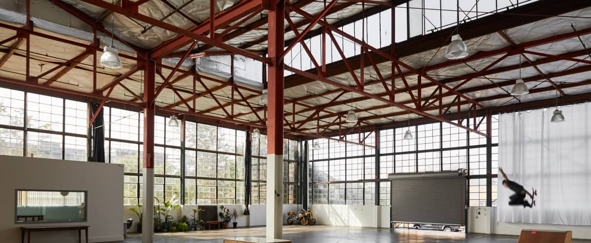 Massive Industrial Warehouse Studio Space With Daylight All Day In Berkeley CA in Berkeley Hero Image in Southwest Berkeley, Berkeley, CA