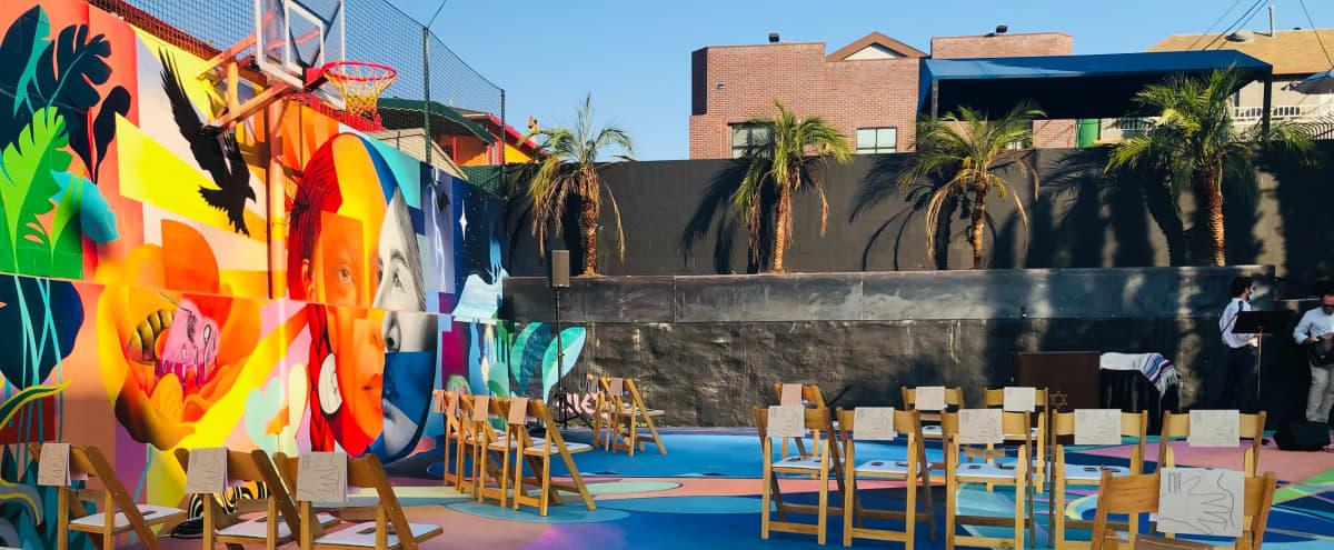 Little City Farm LA: Outdoor Event Space on Hidden Organic Farm in Los Angeles Hero Image in Central LA, Los Angeles, CA