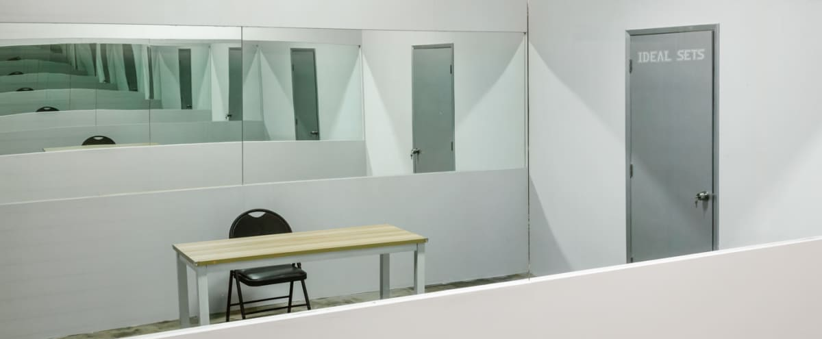 Los Angeles Police Interrogation Room for TV & Film Production 20