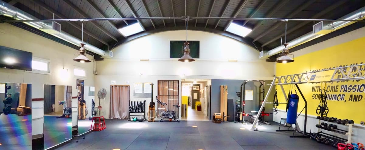Gym Yoga Fitness Space in Los Angeles Hero Image in South Los Angeles, Los Angeles, CA