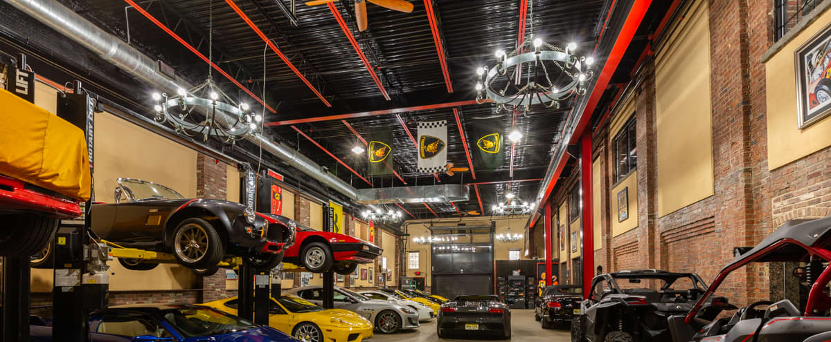 Unique Warehouse Event Space in Newark Hero Image in South Ironbound, Newark, NJ