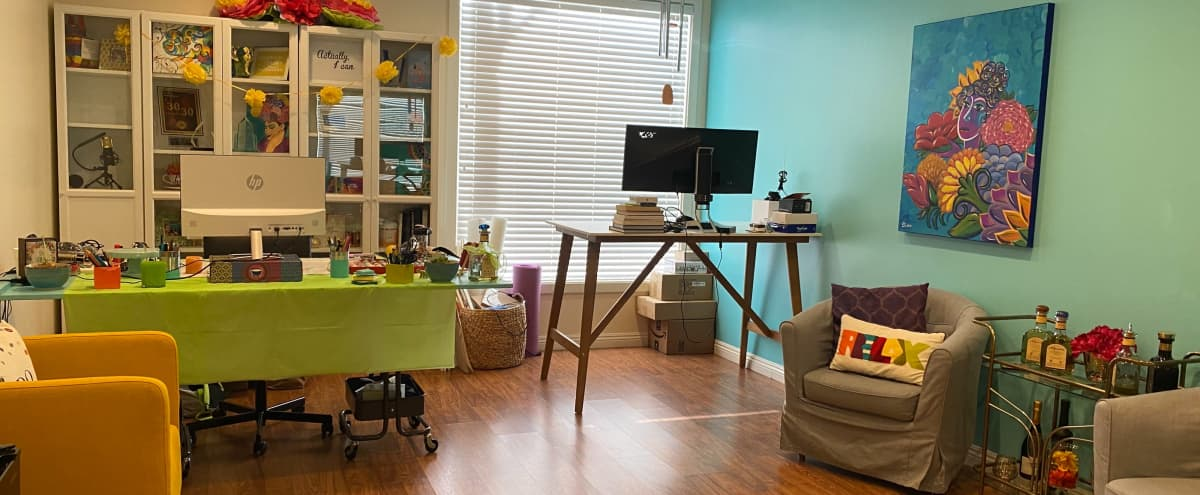 Creative, Colorful, Trendy, Design and Content Creation Studio in Los Angeles Hero Image in Sawtelle, Los Angeles, CA