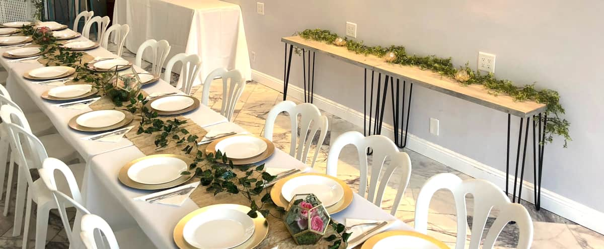 Chic Elegant Parisian Style Event Venue / Indoor-Garden Look & Feel! in Burbank Hero Image in undefined, Burbank, CA