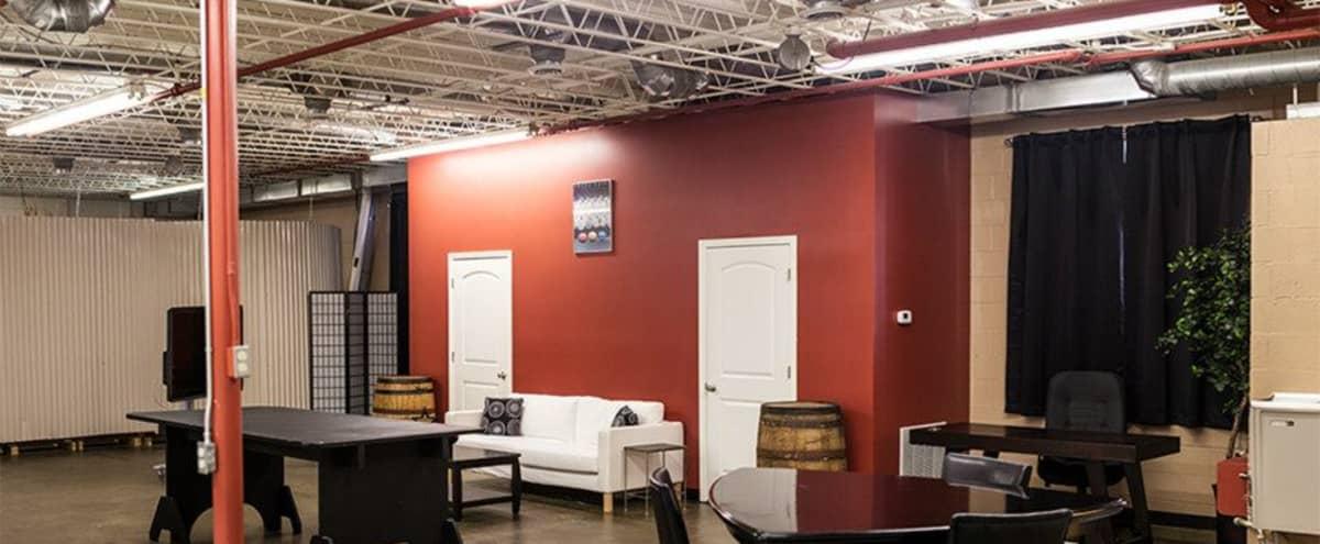Versatile Event Studio Space with Full Kitchen in Louisville Hero Image in Butchertown, Louisville, KY