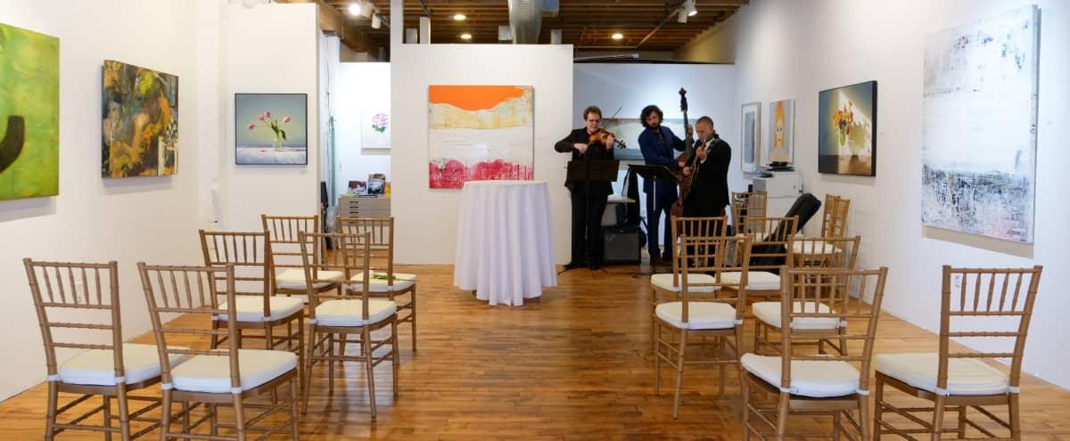 Unique & Intimate Art Gallery in SoWa in Boston Hero Image in South of Washington, Boston, MA