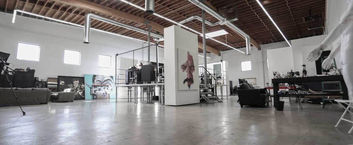 Creative Workspace Loft and Artist Studio in Los Angeles Hero Image in Crenshaw, Los Angeles, CA