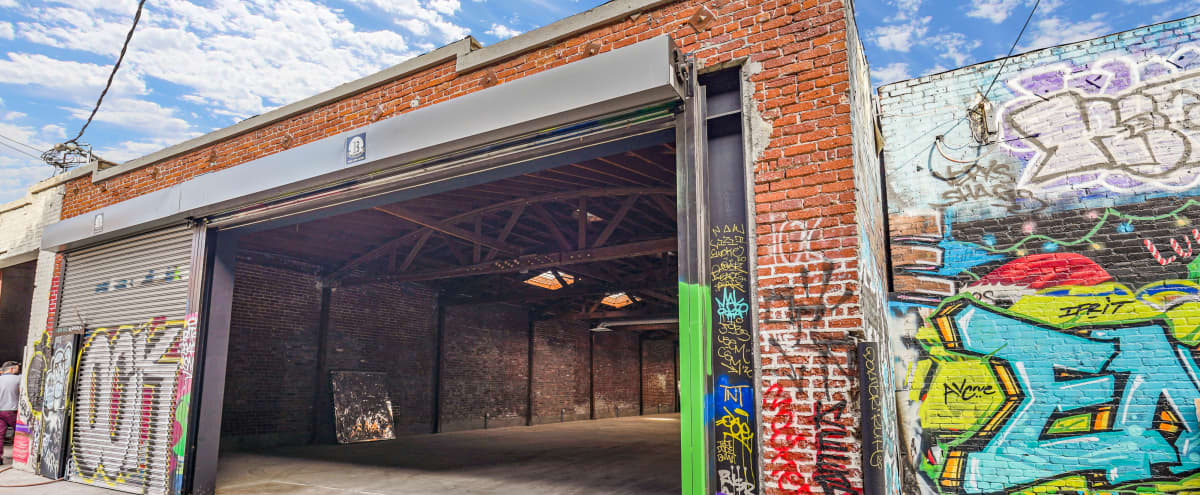 Warm, Retro, and Rustic Brick Warehouse/Film/Event Location in Los Angeles Hero Image in Central LA, Los Angeles, CA