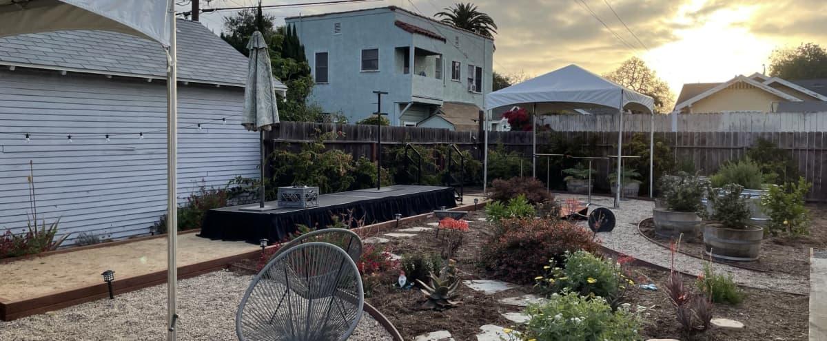 Beautiful 2000 Square Foot Backyard in Long Beach Hero Image in Rose Park, Long Beach, CA