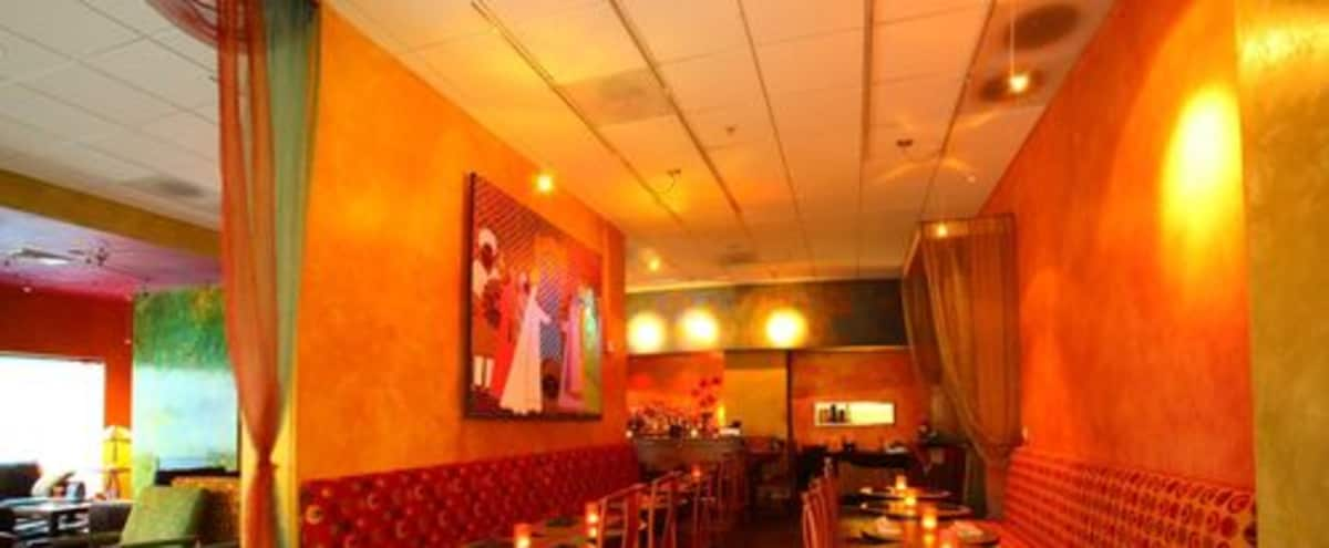 Stunning Bar and Lounge With Fire Place and Outdoor Patio: We'll Provide Live Entertainment Too! in San Francisco Hero Image in Western Addition, San Francisco, CA