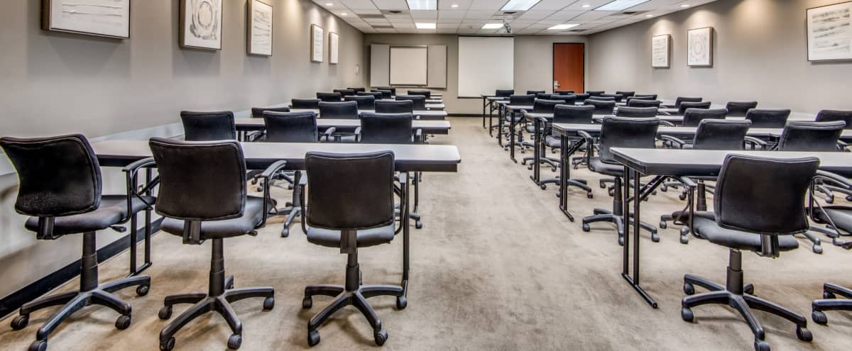 Large Training Room in Irving, Texas in Irving Hero Image in Las Colinas, Irving, TX