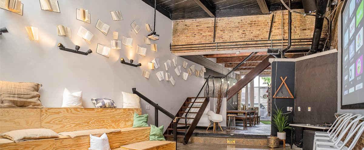 Castleberry Hill Intimate Rustic Loft in ATLANTA Hero Image in Downtown Atlanta, ATLANTA, GA
