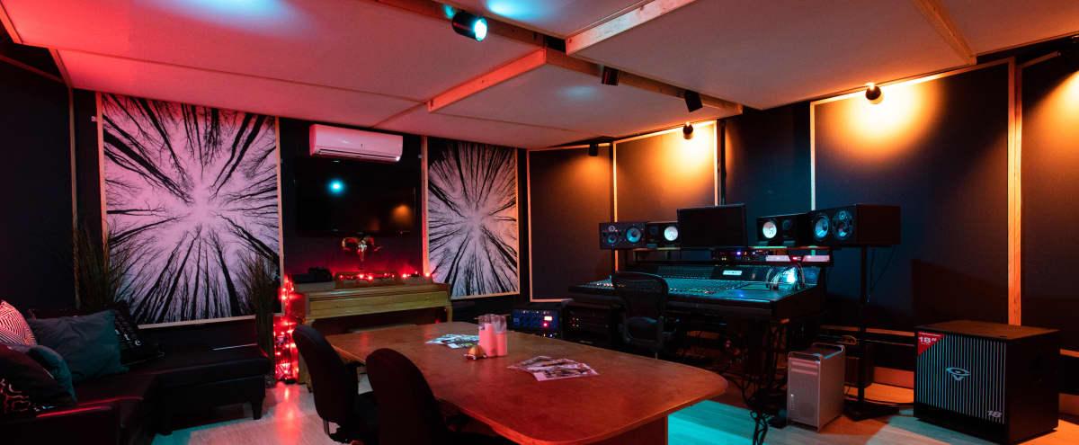 Private Recording Studio with Top of the Line Gear in Van Nuys Hero Image in Lake Balboa, Van Nuys, CA