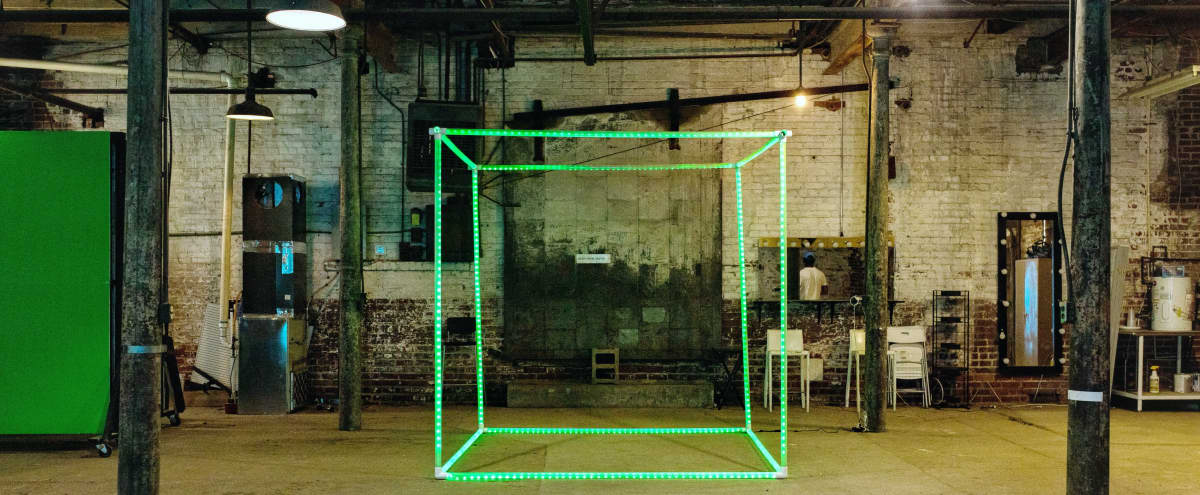 LED Exposed Brick Warehouse for Photo & Film in Atlanta Hero Image in Blandtown, Atlanta, GA