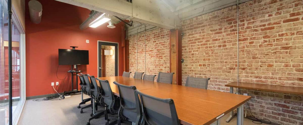 Conference Room up to 14 - Oakland in Oakland Hero Image in Northgate - Waverly, Oakland, CA