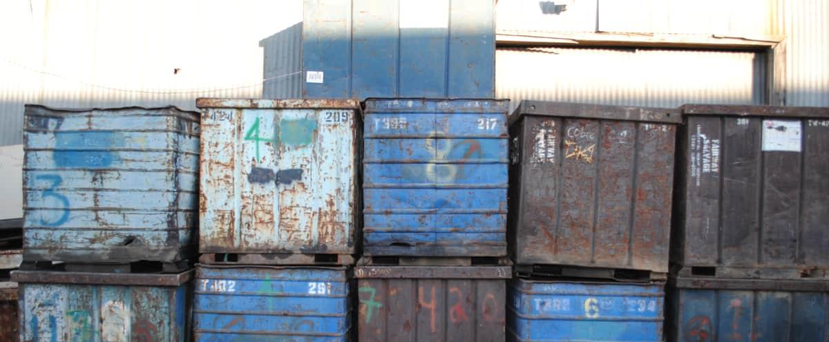 Rustic Alley Warehouse Location in Los Angeles Hero Image in South Los Angeles, Los Angeles, CA