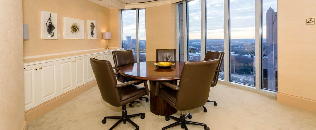 Skyline Conference Room and Professional Suite in Atlanta Hero Image in Midtown, Atlanta, GA