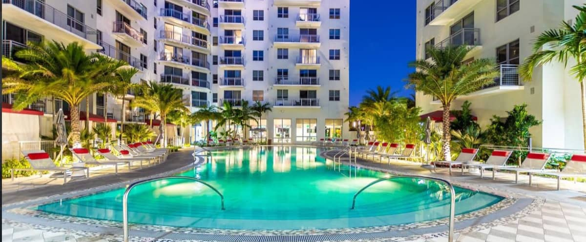 Urban Oasis for both leisure & adventure in Hallandale Beach Hero Image in undefined, Hallandale Beach, FL