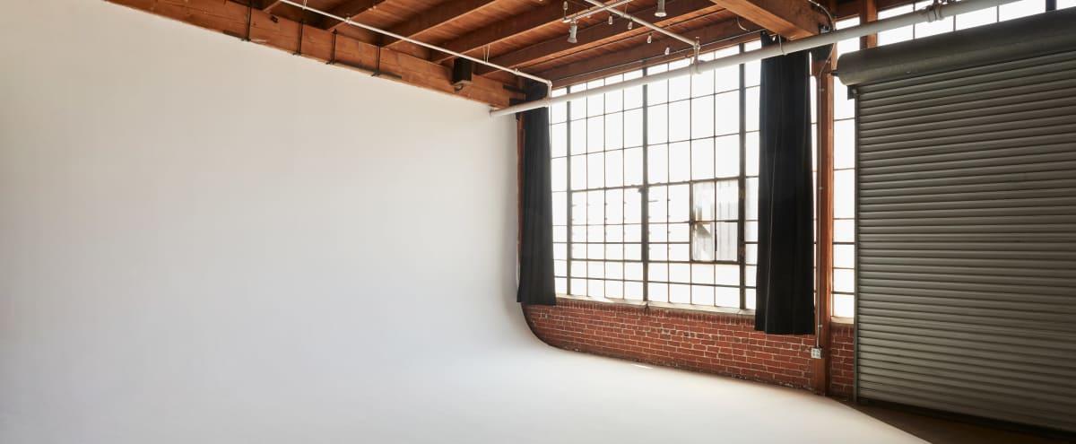 Natural Light Arts District Photography Studio in Los Angeles Hero Image in Central LA, Los Angeles, CA