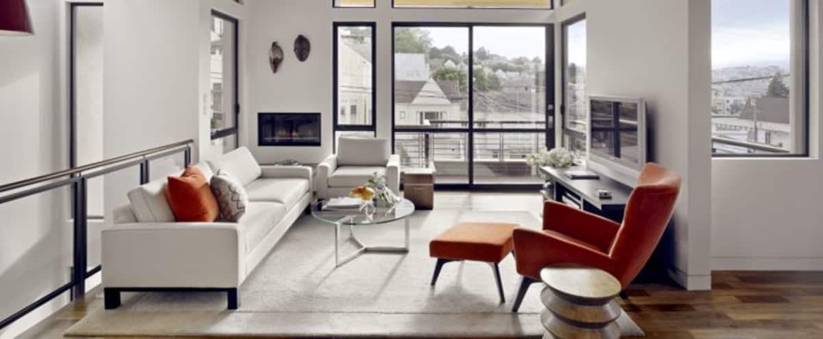 Alpha Beta Home in San Francisco (E) in San Francisco Hero Image in Bernal Heights, San Francisco, CA