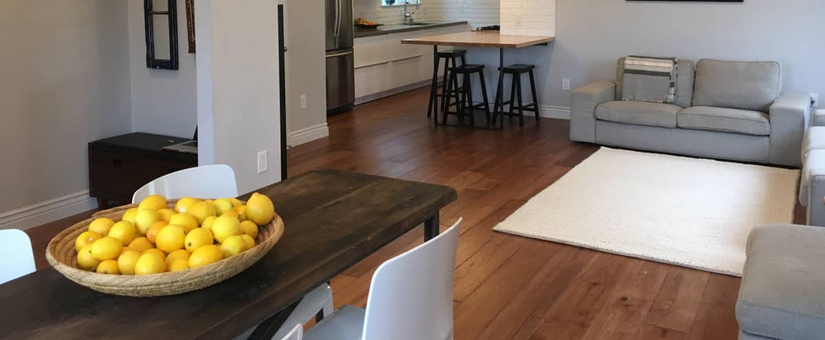 Sparse modern living space in Alameda Hero Image in undefined, Alameda, CA