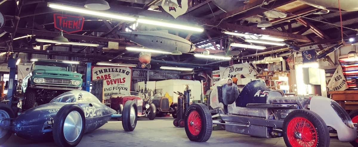 Vintage Hot Rod and Motorcycle Shop in Burbank Hero Image in undefined, Burbank, CA