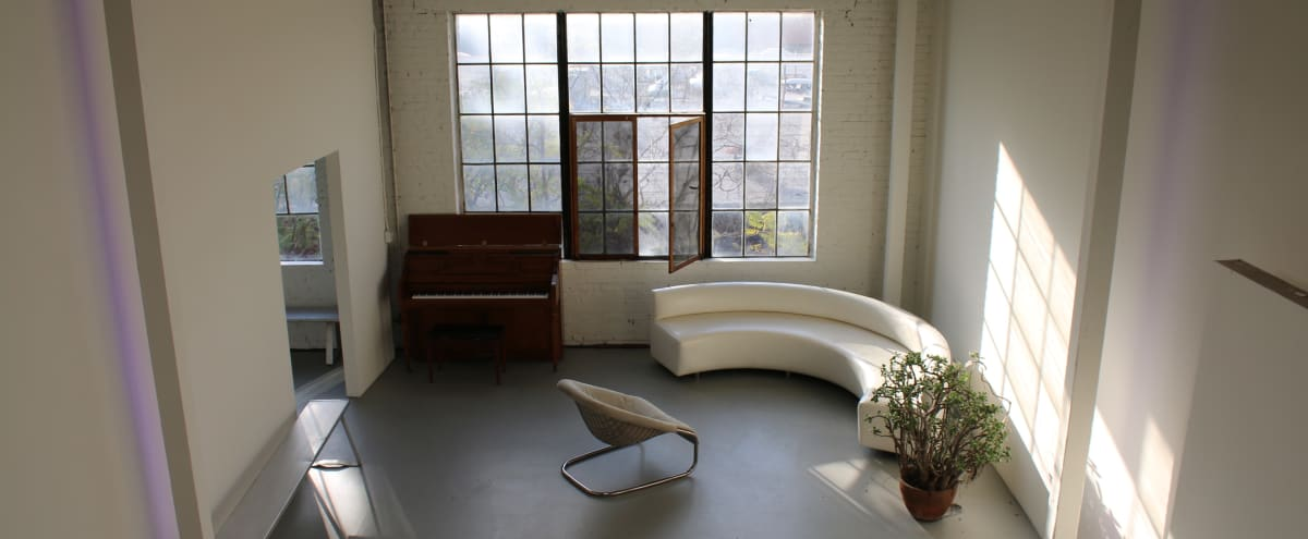 Arts District Production Studio Loft with Skylights in Los Angeles Hero Image in Fashion District, Los Angeles, CA