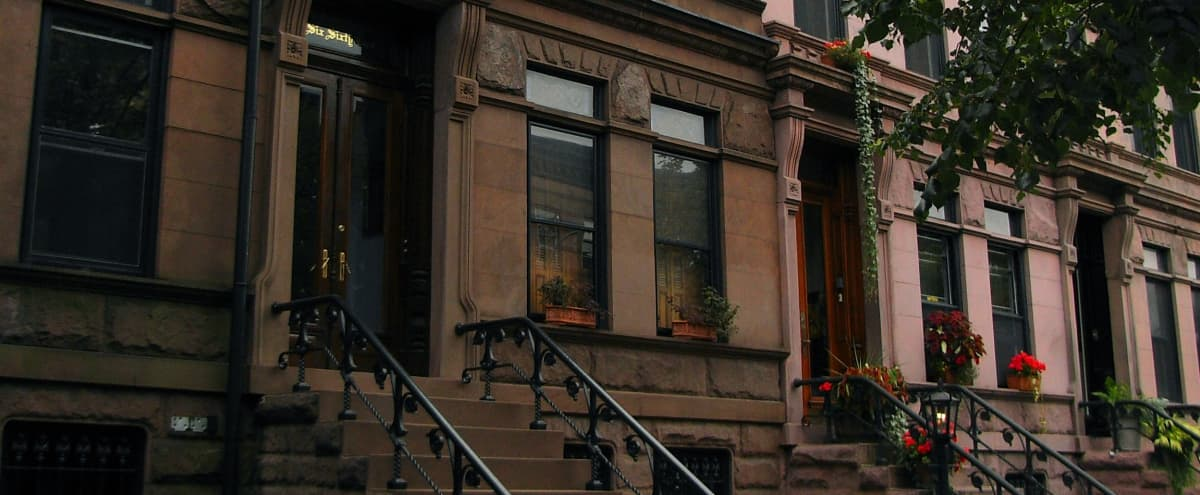 Beautiful Brownstone in Historic Park Slope in Brooklyn Hero Image in Park Slope, Brooklyn, NY