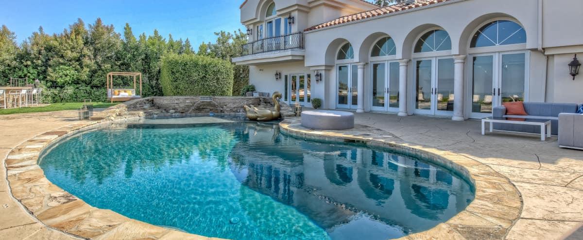 Beverly Hills Mediterranean Estate in Beverly Hills Hero Image in undefined, Beverly Hills, CA