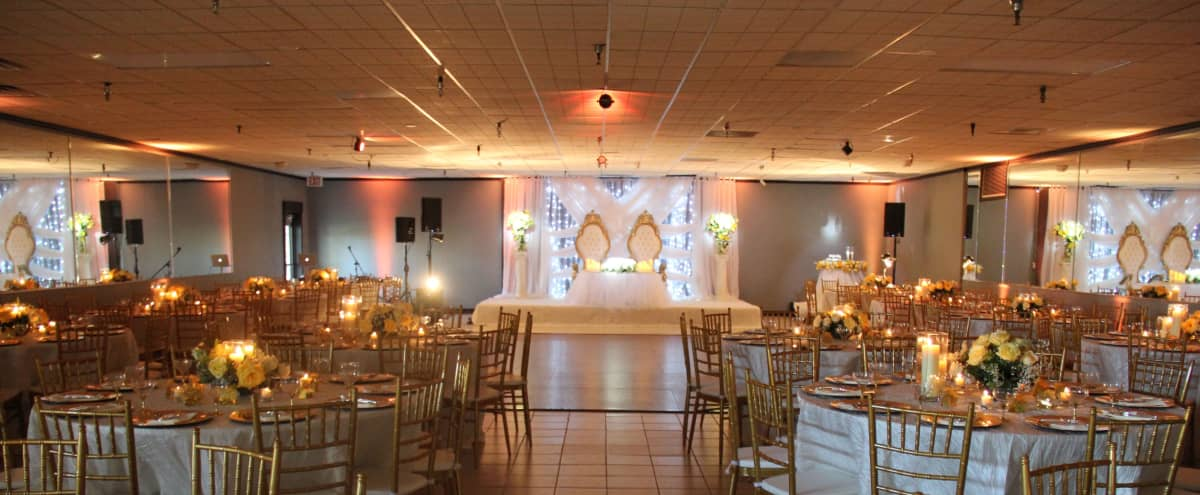 6000 SQ FT Event Space with Dance Floor in Houston Hero Image in Sharpstown, Houston, TX