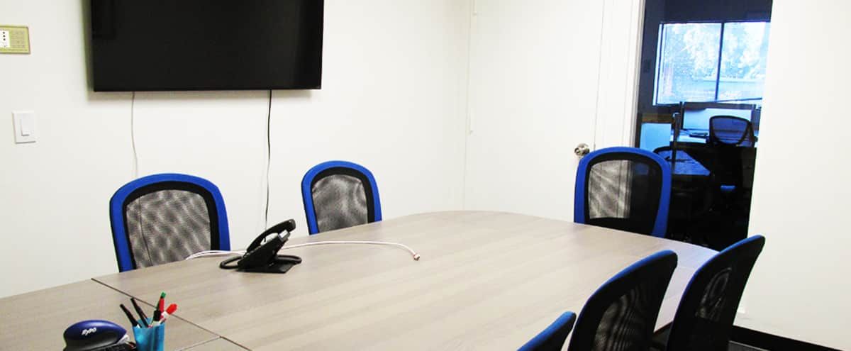 Professional and Spacious Downtown Meeting Room in Palo Alto in Palo Alto Hero Image in Ventura, Palo Alto, CA