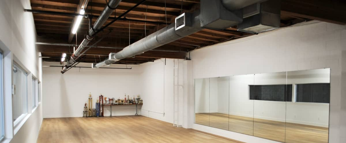 Urban Studio with Panoramic View in LOS ANGELES Hero Image in South Los Angeles, LOS ANGELES, CA