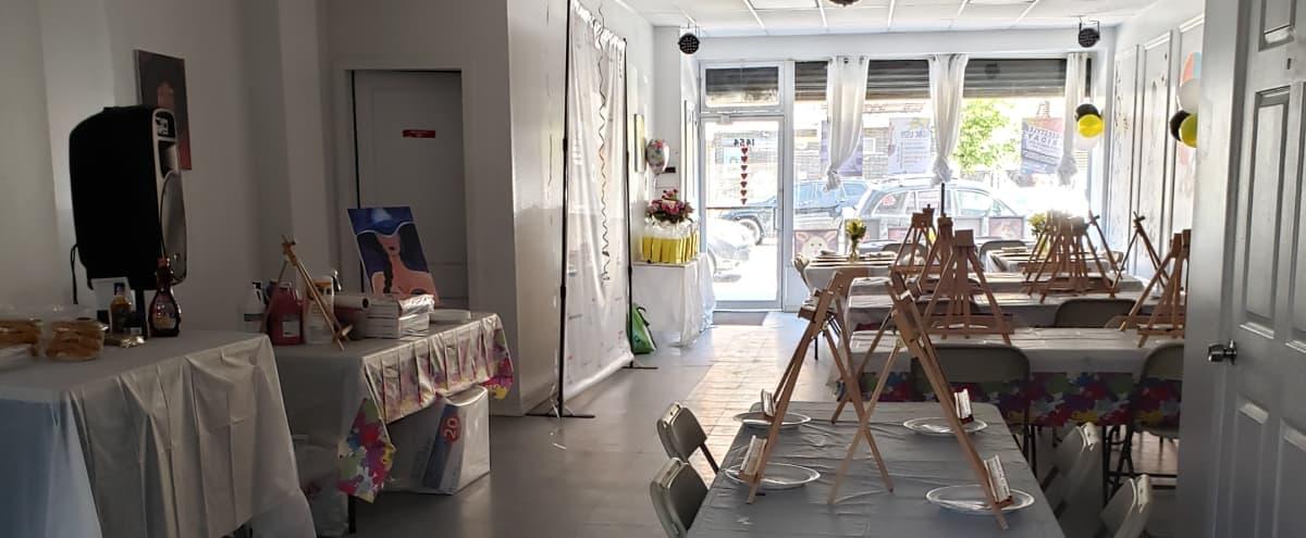 Spacious Studio with Outdoor Backyard Spacing in Brooklyn Hero Image in Crown Heights, Brooklyn, NY