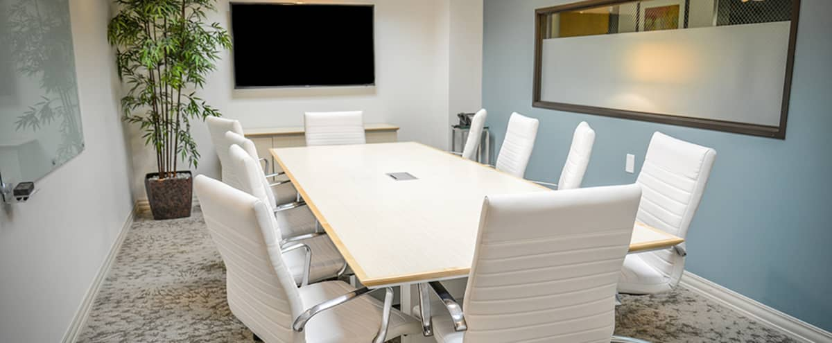 5 Person Conference Room in Torrance in Torrance Hero Image in Delthorne, Torrance, CA