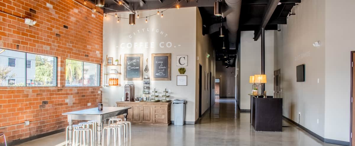 Modern Chic Warehouse With Creative Spaces And Sanctuary In Burbank Hero  Image In Undefined, Burbank