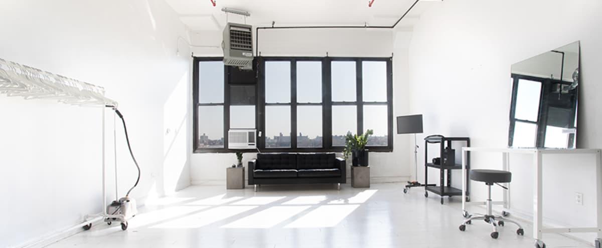Open Loft Production Studio in Brooklyn Hero Image in Clinton Hill, Brooklyn, NY