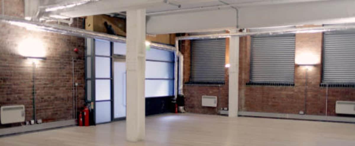 Industrial Soho Gallery in London Hero Image in Soho, London,