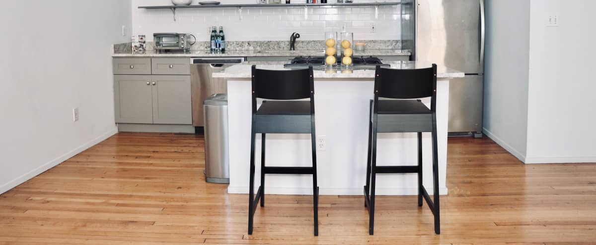 Sunny, Urban Downtown Industrial Loft with Open Kitchen in Atlanta Hero Image in Sweet Auburn, Atlanta, GA