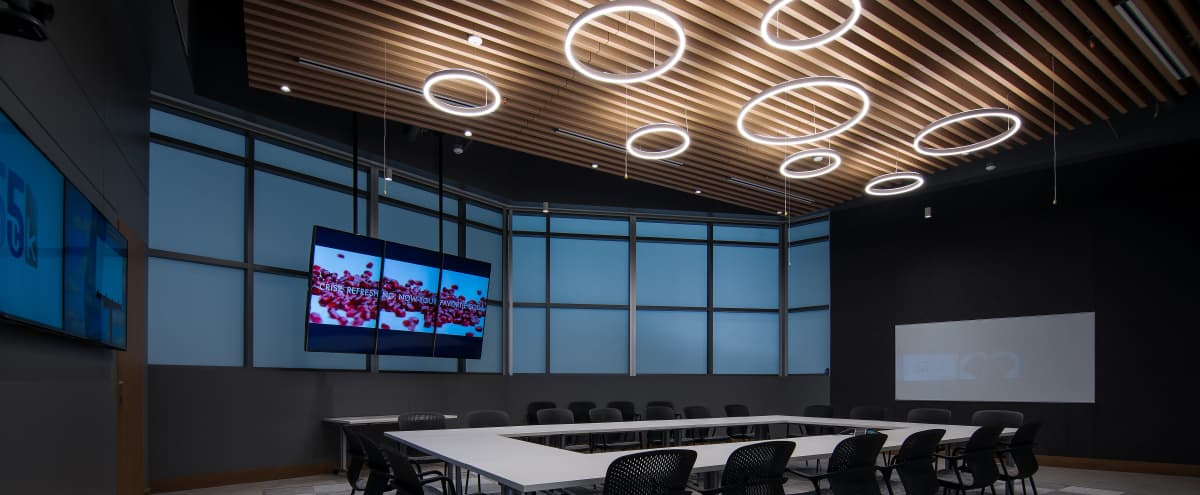 iQ Smart Center - Edison Conference Room in San Diego Hero Image in Marina, San Diego, CA