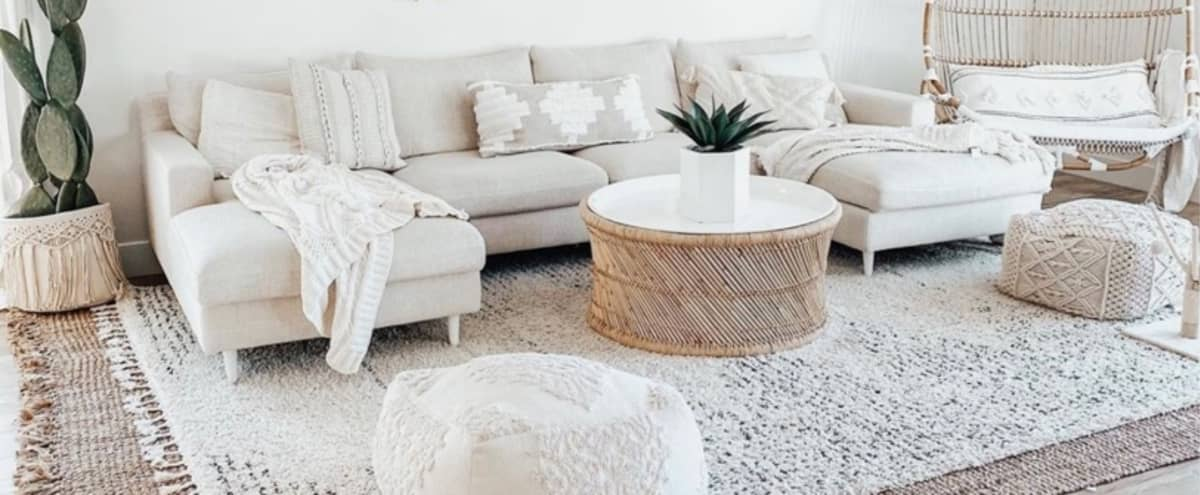 White and Bright Boho Chic in Fair Oaks Hero Image in undefined, Fair Oaks, CA