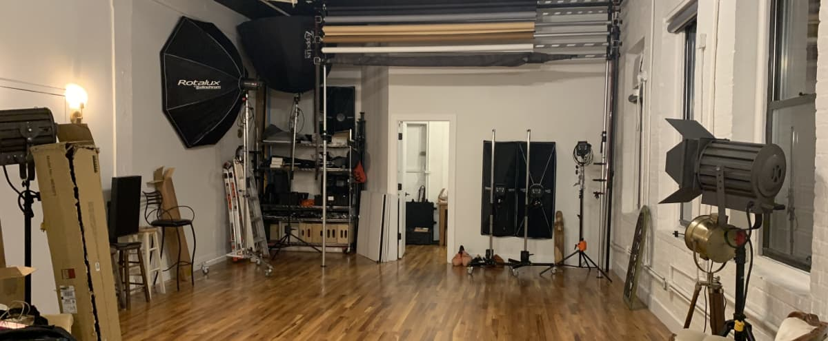 Photography Rental Studio in the South Bronx in The Bronx Hero Image in Port Morris, The Bronx, NY