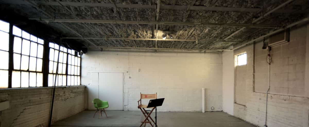 Long Island City Industrial Loft Studio with Skyline View in Long Island City Hero Image in Long Island City, Long Island City, NY
