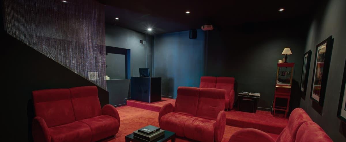 Cinema Mini Theater for Meetings & Classes in Sacramento Hero Image in Downtown, Sacramento, CA