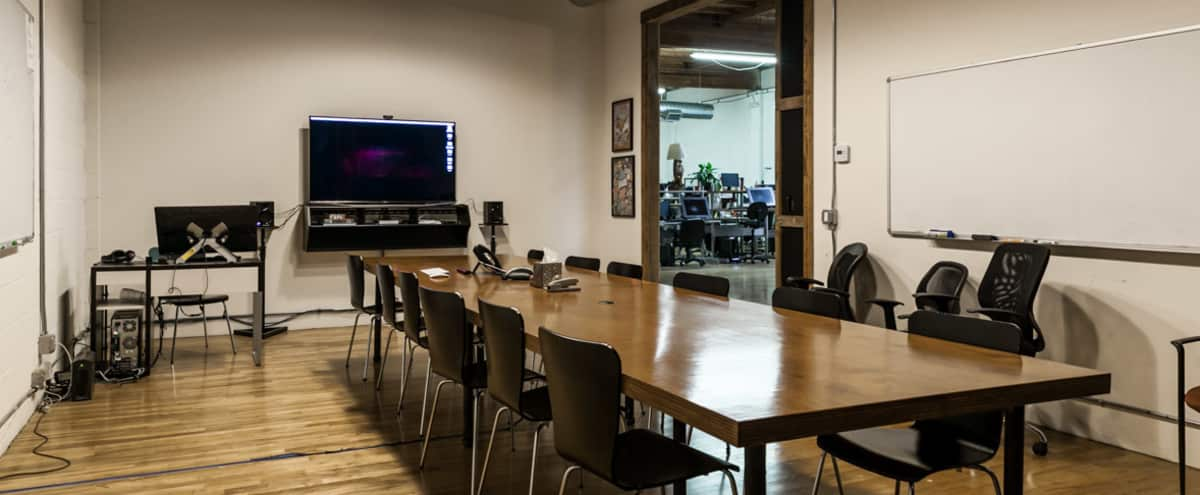 Animation Studio Conference Location in Los Angeles Hero Image in Silver Lake, Los Angeles, CA