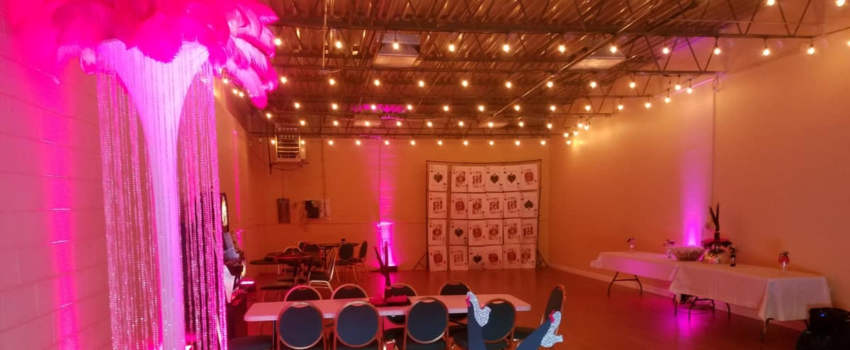 Affordable Event Space located in Orland Park / 2400 sq ft / Fully renovated location!! in Orland Park Hero Image in Frankfort, Orland Park, IL