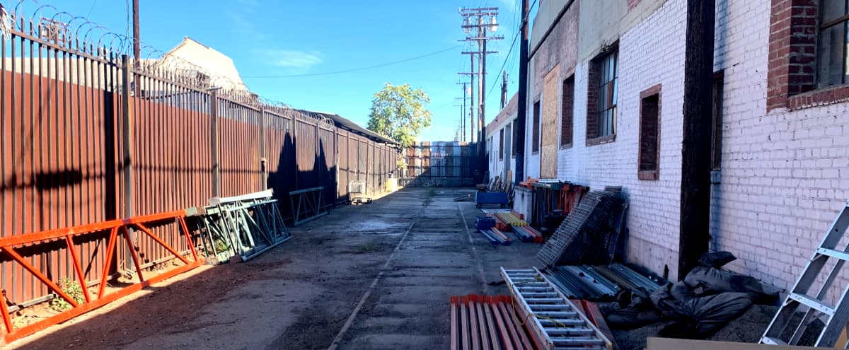 PRIVATE RAILROAD YARD SPACE AVAILABLE in Los Angeles Hero Image in South Los Angeles, Los Angeles, CA