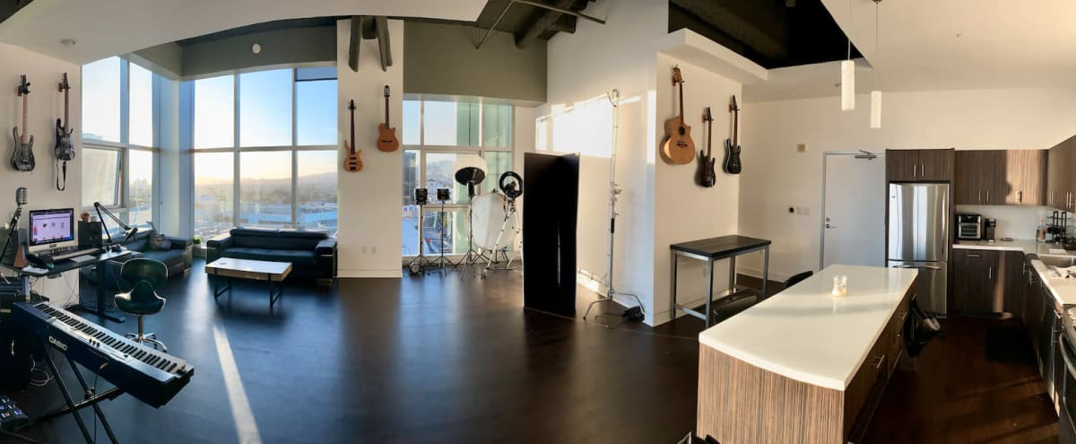 Hollywood High Rise Loft & Studio w/Great Views! in Los Angeles Hero Image in Hollywood, Los Angeles, CA