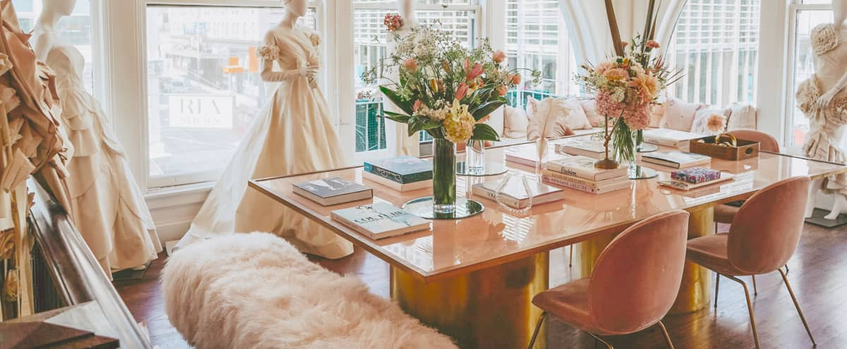 The Couturiere - Stunning 3 Story Parisian Inspired Atelier off Union Square in San Francisco Hero Image in undefined, San Francisco, CA